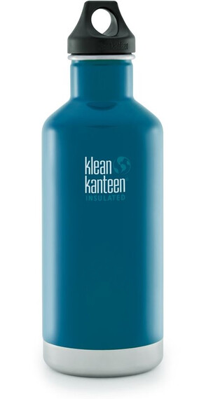 Klean Kanteen Classic Vacuum Insulated 32oz (946 ml) Winter Lake